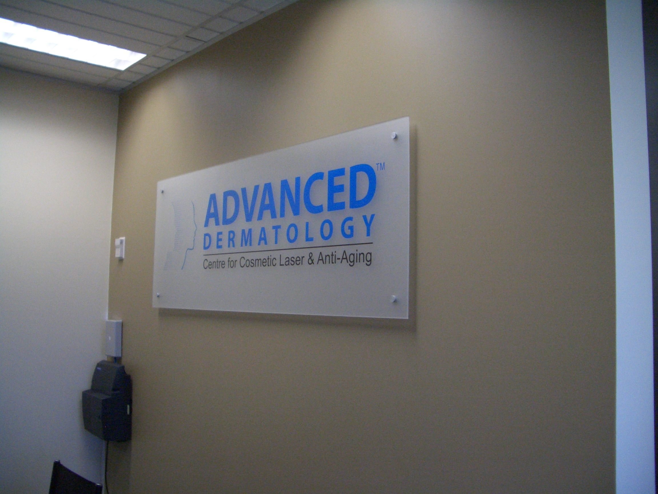 acrylic signs for your office sydney signs bpconcepts